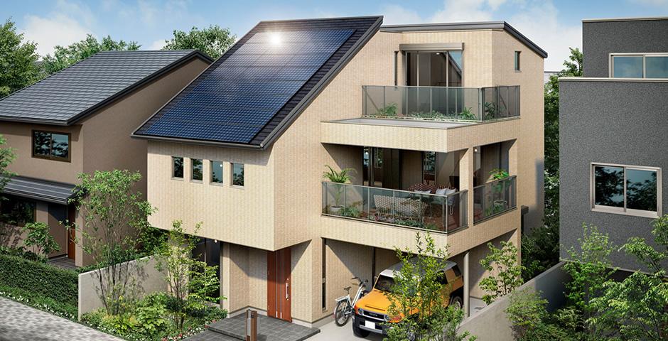 多層階住宅イメージ
